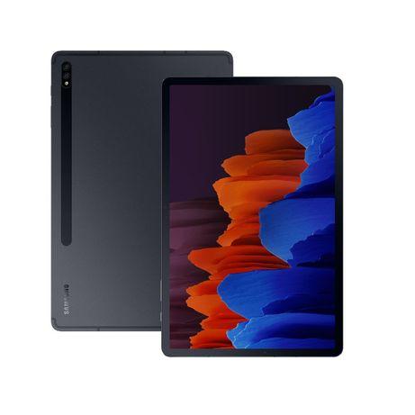 Samsung Galaxy Tab S7+ 5G 128GB T976B Black / Czarny - Gsmbaranowo