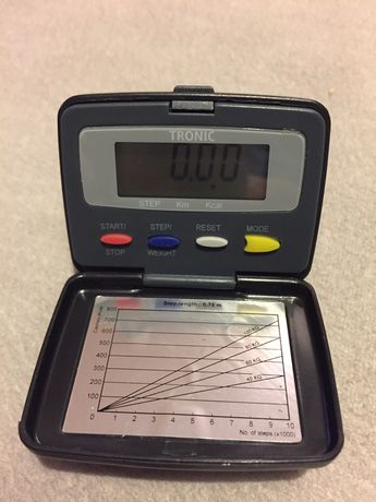 Pedómetro Tronic