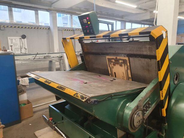 Maszyna do produkcji opakowań SZTANCTYGIEL ML -1500
