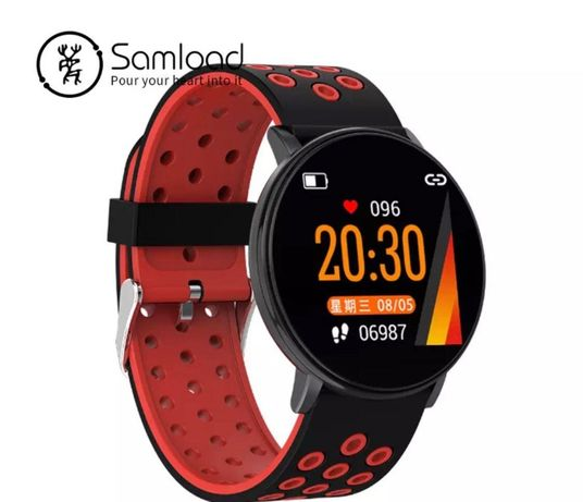 Фитнес-трекер, Фитнес-браслет Smart Band 119+ Хит 2020