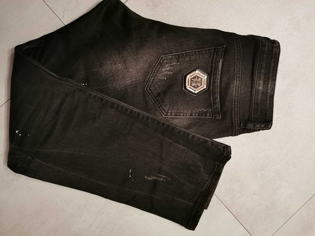 Spodnie Philipp Plein oryginalne damskie rozm 31