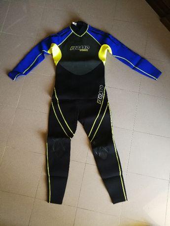 Fato de Mergulho e Desportos Aquáticos