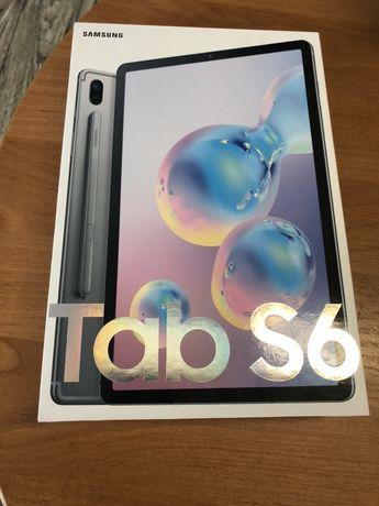 NOWY Samsung Galaxy Tab S6 10,5 128GB LTE SM-T865 (SZARY)