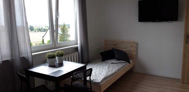 Cichy, jasny pokój 1-os, 13m2 Leźnica Wielka okolice Łęczyca, Ozorków