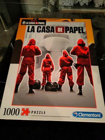 Puzzle Clementoni 1000 Dom z papieru