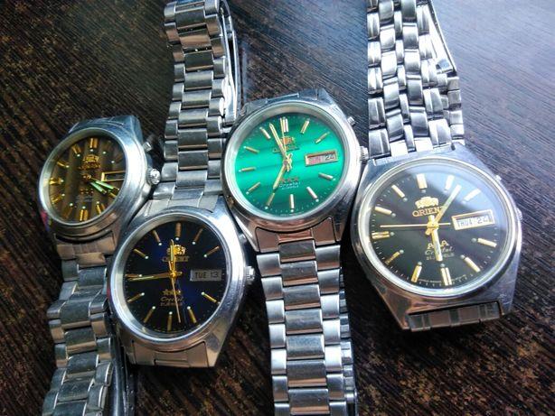 Оригинальные японские часы Orient из коллекции