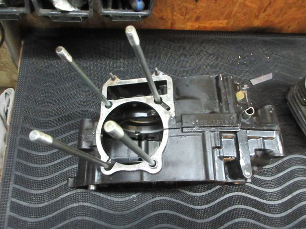 Części Suzuki Dr 500 magneto kartery stator cewka skrzynia sprzegło