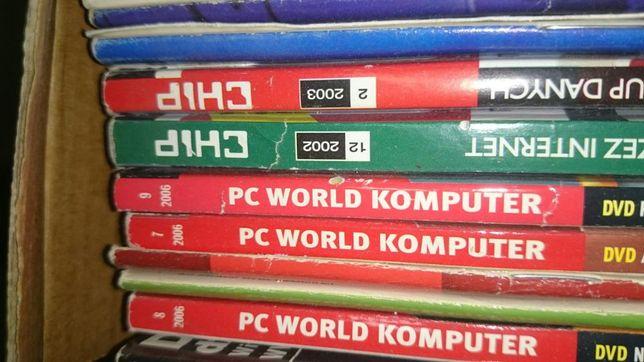 Pc world 2006 3 egzemplarze