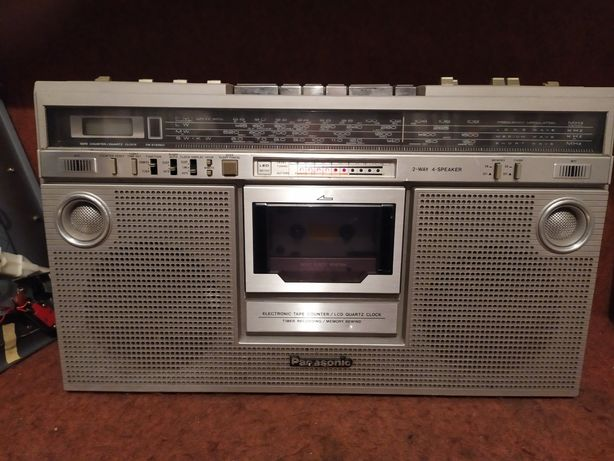 Radiomagnetofon panasonic RX-5220LS