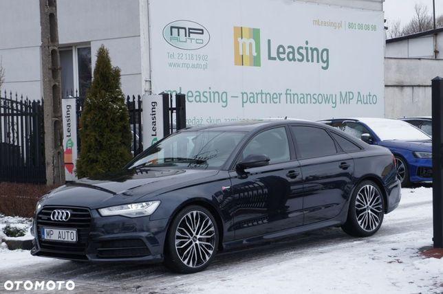 Audi A6 3.0TFSI 333km sline szyberdach LEDY kamera skóra bose zadbana