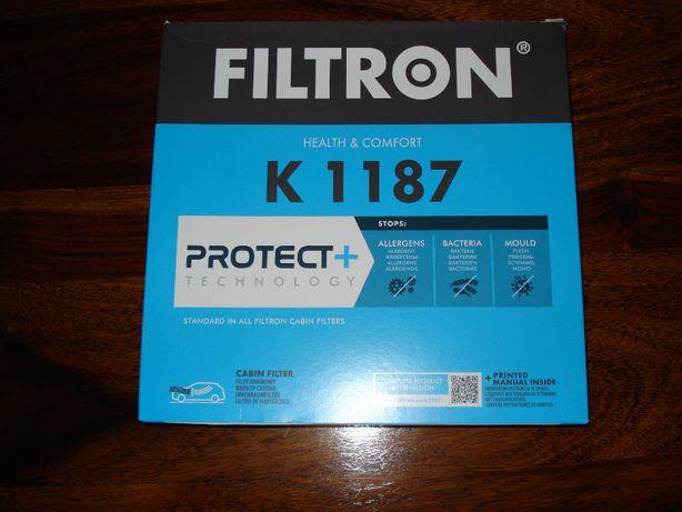 Filtr kabinowy Filtron K1187