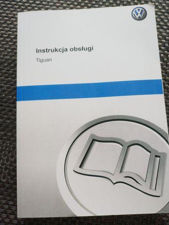 Instrukcja obsługi VW Tiguan 2007 -