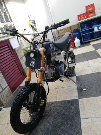 Mini Moto 140cl   Cross