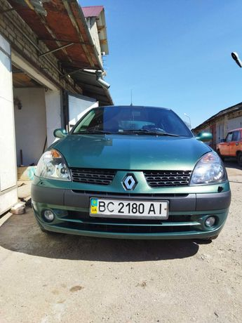 Автомобіль Renault Symbol