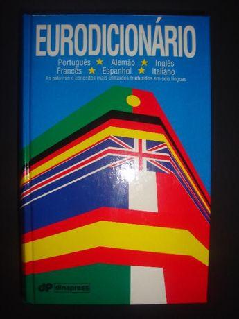 Eurodicionário - Dicionário Várias Línguas - Multilingue
