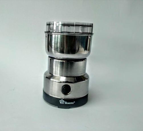 Кофемолка Domotec для измельчения твердых злаковых культур