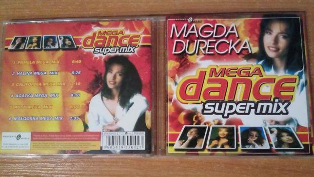 Magda Durecka - Mega dance super mix - CD 2002