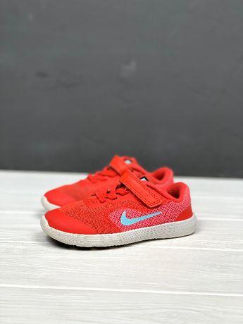 Кроссовки спортивные Nike Revolution 3 original детские 26 идеал