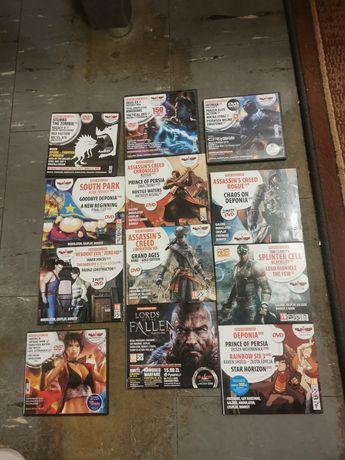 CD Action zestaw 12 gier