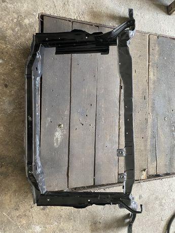 Панель радиатора в сборе на Geely MK / Cross