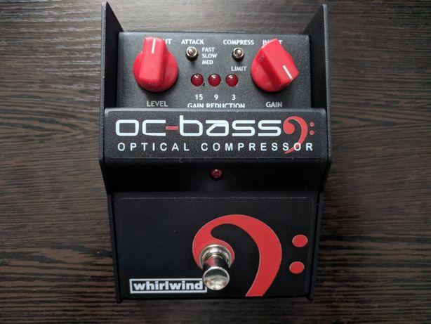 Whirlwind OC Bass Optical Compressor