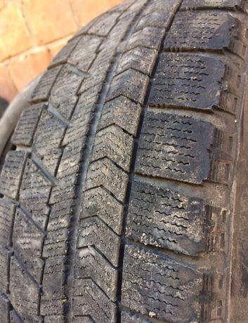 Зимняя резина Bridgestone Blizzak VRX 195/65/R15 со стальными дисками
