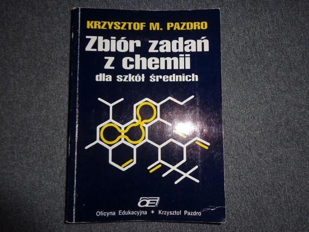 Zbiór zadań z chemii, Pazdro