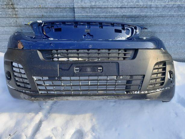 Peugeot expert III 3 zderzak przod grill nowy model