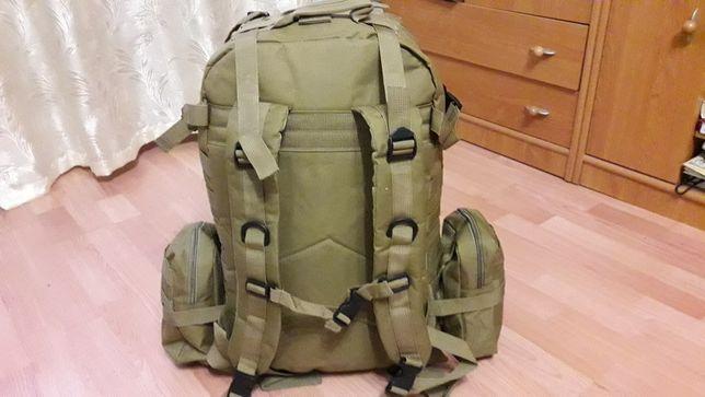 Рюкзак с подсумками и сумкой тактический туристический новые