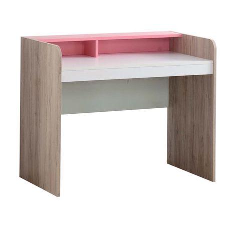 Biurko dla dziewczynki meble dziecięce SWEETHEART Outlet -30% od ręki