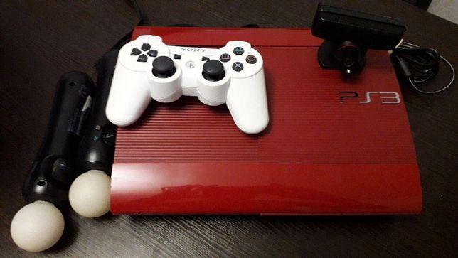 PlayStation 3 super slim 120Гб + ИГРЫ НА ВЫБОР