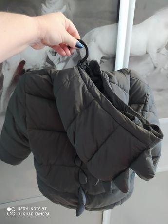 Jesienno - zimowa kurteczka Zara rozm. 104