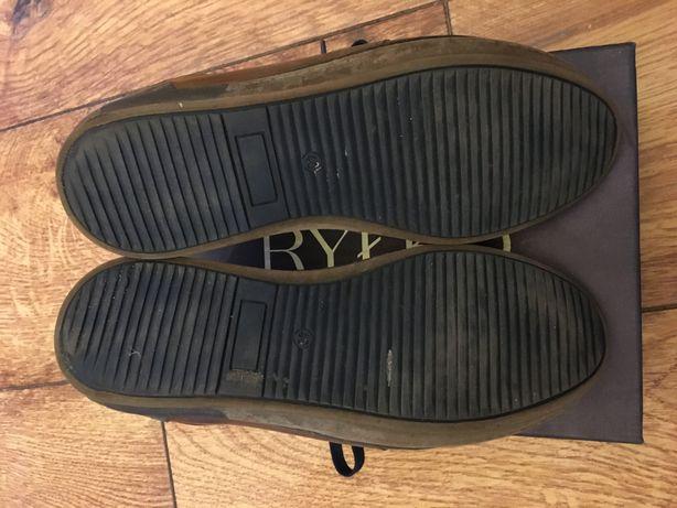 Buty Ryłko skórzane