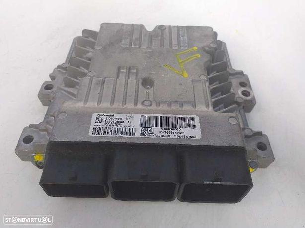 9800268980  Centralina do motor CITROËN C4 II (B7) 1.6 HDi 115 9HD (DV6C)