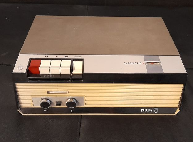 Magnetofon szpulowy Philips