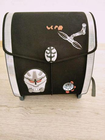 Школьный рюкзак, ранец Step by Step (каркасный, ортопедический)