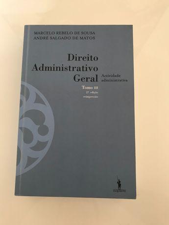 Direito Administrativo Geral Tomo III