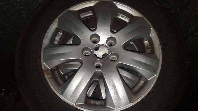 """Felgi aluminiowe 16"""" Audi B8"""