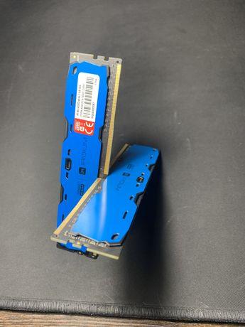 Оперативная Память GoodRam DDR4 2400mhz 16Gb (8x2)