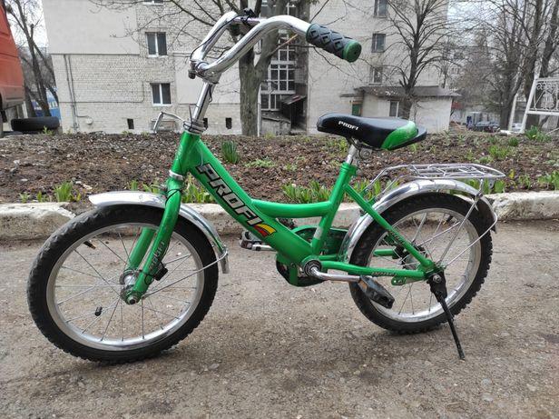 Детский велосипед Profi 14