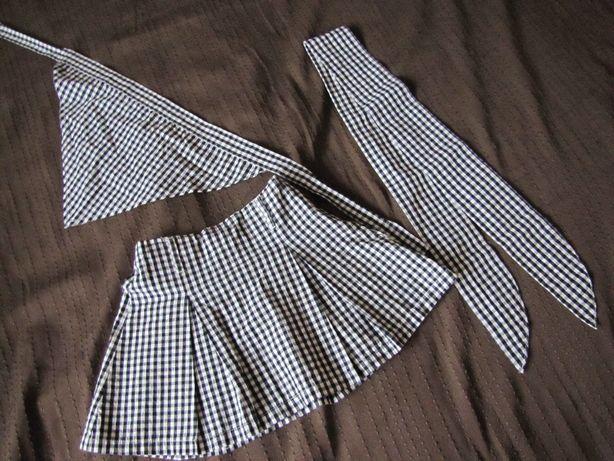 Spódnica dla dziewczynki 4 - 5 lat rozmiar 110 sukienka spódnica