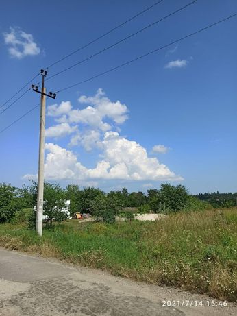 Земельна ділянка Обухівський р-н с.Трипілля 11,45 сотки