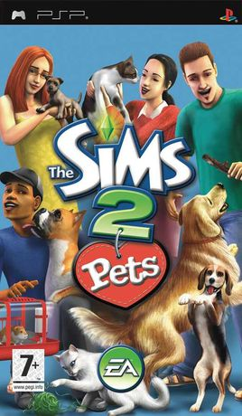 Najtaniej!!! The Sims 2 Pets PL PSP