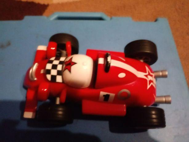 Samochodziki czerwone
