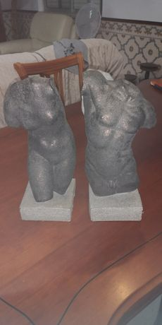 Vendo Estátuas