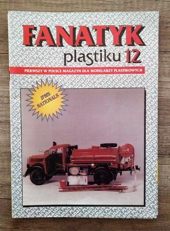 Czasopismo Fanatyk Plastiku 12