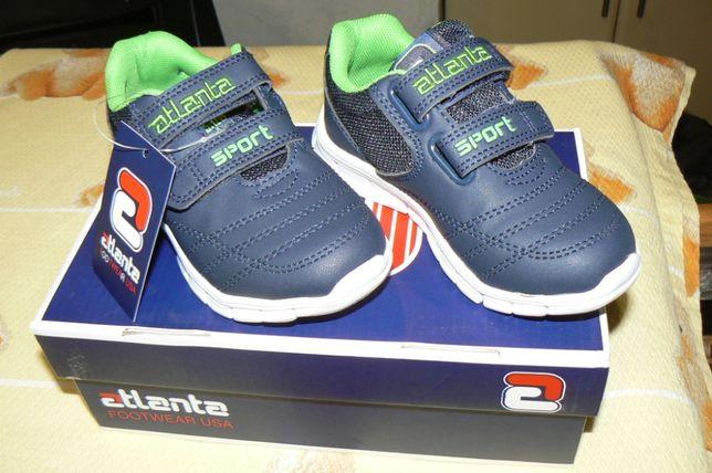 Продается детская обувь, кроссовки ATLANTA новые
