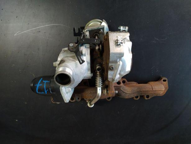 Turbina turbosprężarka audi vw skoda 04L253019Q