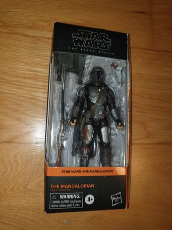 Figura Star Wars The Mandalorian (Black Series)! Hasbro®
