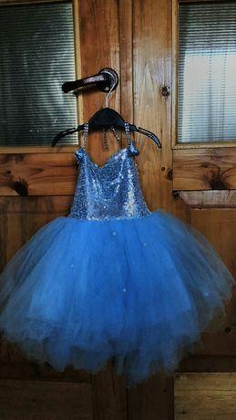 Платье 1,2,3 годика